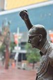 Statue en bronze image libre de droits