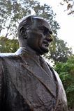 Statue en bronze de fondateur de Kemal Ataturk de la République moderne Istanbul Turquie de la Turquie Photographie stock