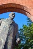 Statue en bronze de Lénine Photos libres de droits