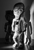 Statue en pierre Photographie stock libre de droits