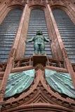 Statue en pierre Photos libres de droits