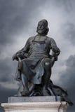 Statue en Toscane, Italie photos libres de droits