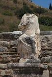 Statue in Ephesus Ancient City Stock Image