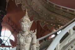 Statue at Erawan Museum Stock Photos