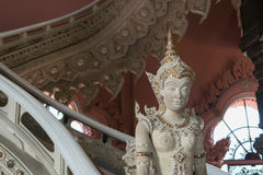 Statue at Erawan Museum Stock Photography