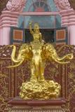 Statue at Erawan Museum Stock Image