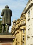 Richard cobden statue Royalty Free Stock Photography