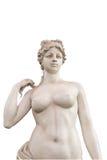 Statue femelle nue Photo libre de droits