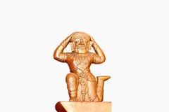 Statue femelle thaïlandaise d'ogre Photographie stock libre de droits