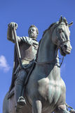 Statue of Ferdinando I de Medici royalty free stock images