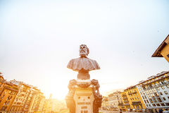 Statue in Florence Stock Photos