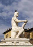 Statue in Florence Royalty Free Stock Photo