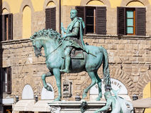 Statue in Florence Stock Photography