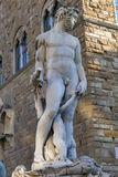 Statue Florence, Tuscany,  Italy Royalty Free Stock Photography