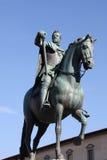 Statue in Florenz Stockbild