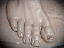 Statue Foot Stock Photos