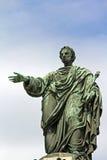 Statue of Francis II, Vienna, Austria. Stock Photography
