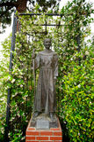 Statue of Fray Junipero Serra Royalty Free Stock Image