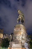 Statue of Frederick the Great, Berlin Stock Images