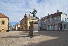 Statue of Frederick II. Stock Photography