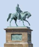 Statue of Frederik VII in Copenhagen Stock Photo