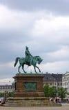 Statue of Frederik VII of Denmark in Copenhagen Royalty Free Stock Photos