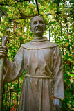 Statue of Friar Junipero Serra Stock Photography