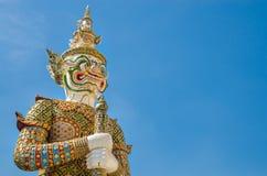 Statue géante Images libres de droits