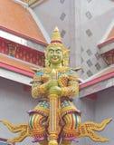 Statue géante Image libre de droits