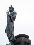 Statue géante de Bouddha photographie stock libre de droits