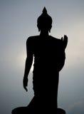 Statue géante de Bouddha photos stock