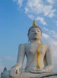 Statue géante de Bouddha image stock