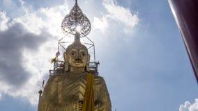 Statue géante de Bouddha Photo libre de droits