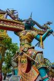 Statue géante thaïlandaise Photo libre de droits