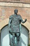 Statue of Gaius Julius Caesar Stock Photos