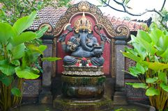 Statue of ganesh Royalty Free Stock Photos