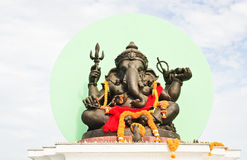Statue of Ganesha Stock Photography
