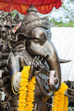 Statue of ganesha Royalty Free Stock Photography