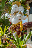 Statue of ganesha in Thailand temple Stock Photos