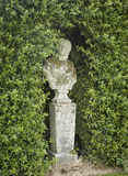Statue In Garden Royalty Free Stock Images