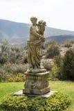 Statue in Garden Stock Photos