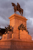 Statue of Garibaldi Royalty Free Stock Photo