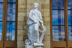 A statue royalty free stock photography