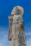 Statue of Gaunyin, one of most important in Chinese culture Stock Photography