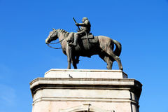 Statue of General Artigas Royalty Free Stock Image