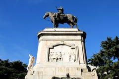 Statue of General Artigas Royalty Free Stock Photos