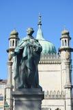 Statue of george IV brighton Royalty Free Stock Image