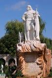 Statue of George Tumpalov Royalty Free Stock Photos