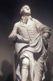 Statue of George Washington, Miracle of Philadelphia, PA Royalty Free Stock Photos
