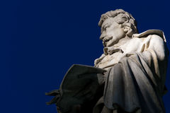 Gheorghe Laz�r Statue Stock Photography